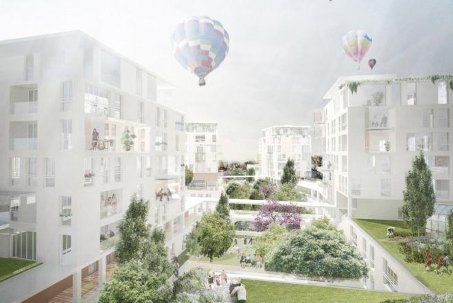 Quartiere ecologico Milano