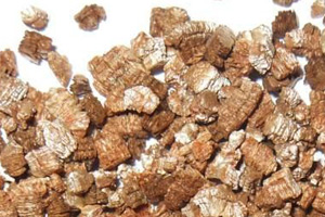 La vermiculite espansa è un termoisolante naturale