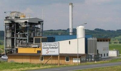 centrale biomassa