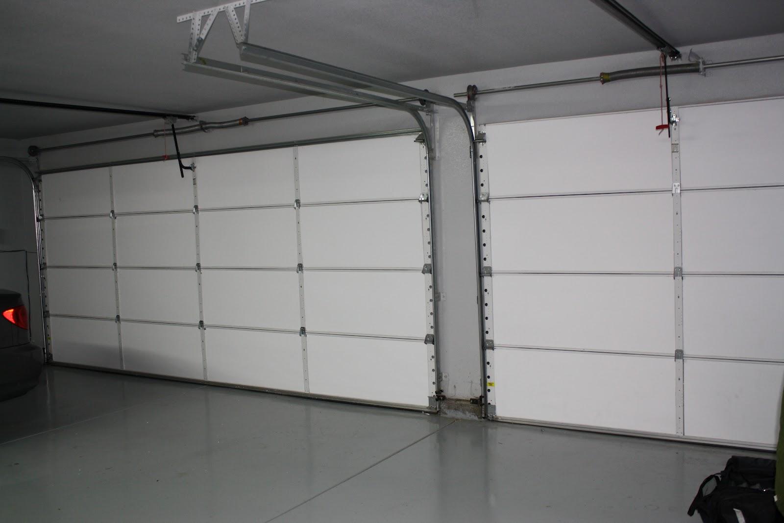 Isolamento termico del garage