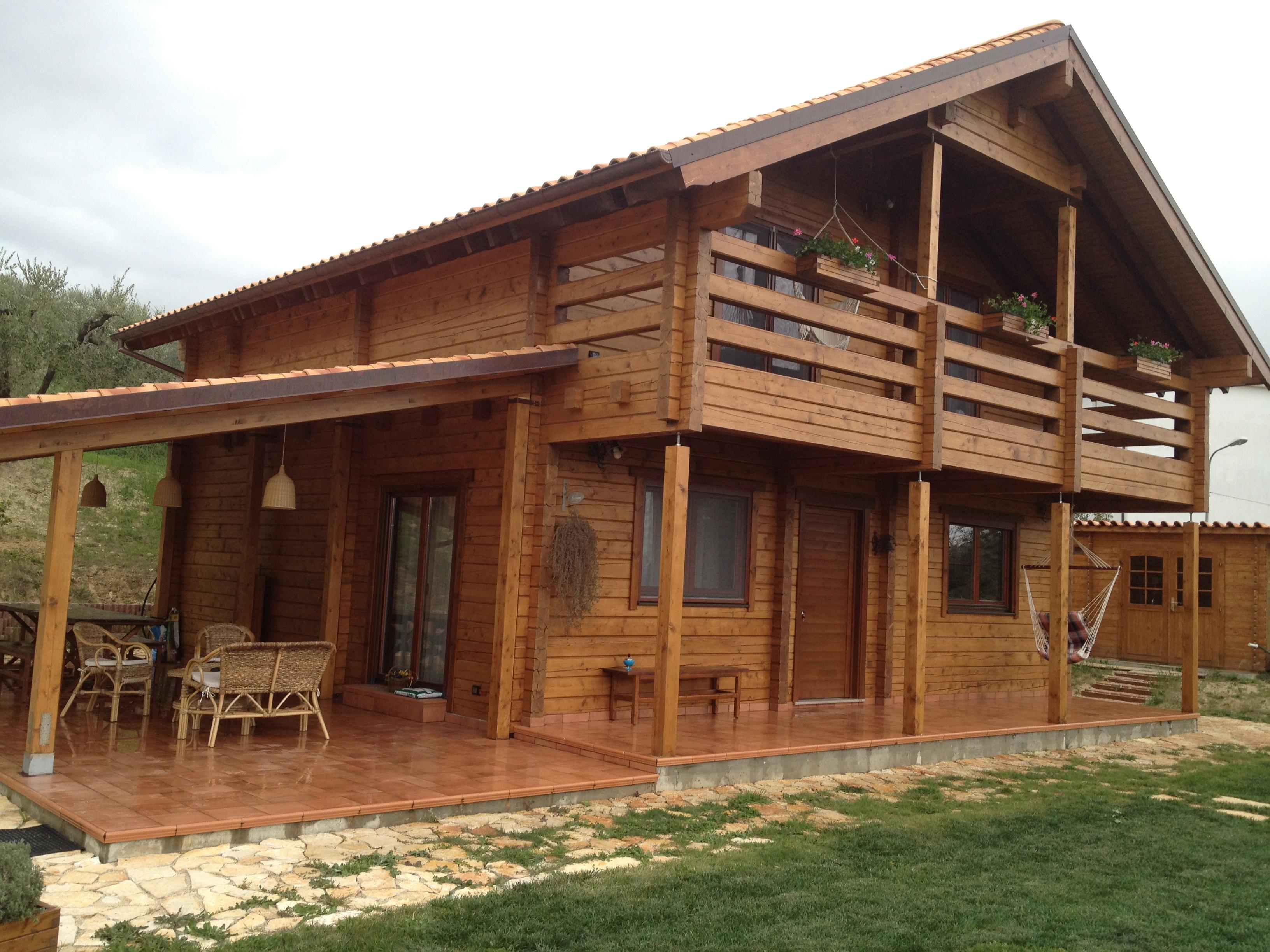 Casa in legno, quanto si aiuta l'ambiente?